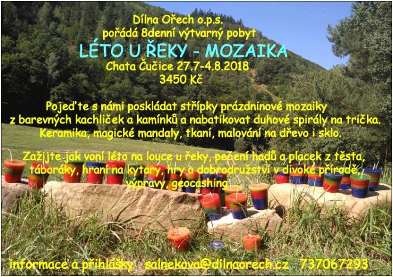LÉTO U ŘEKY 27.7.-4.8.